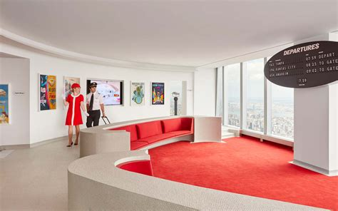 Get a First Look at the Designs for the New TWA Hotel at