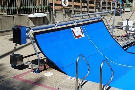 Reel in pool covers with T-Star's UNA automatic pool cover