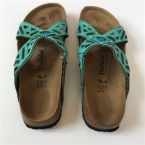 54% off Birkenstock Shoes - Betula Beaded Sandals by