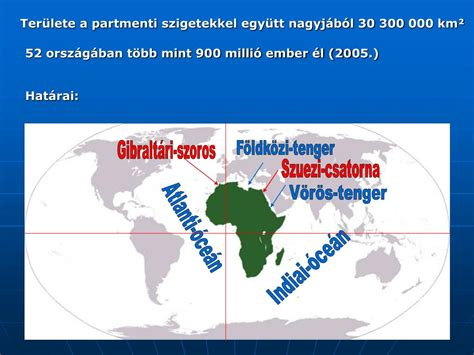 PPT - AFRIKA PowerPoint Presentation, free download - ID
