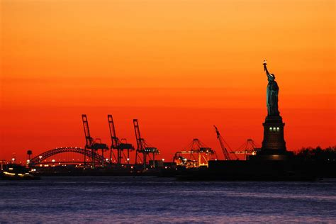 Top 5 Spots to Watch the Sunset in New York : New York