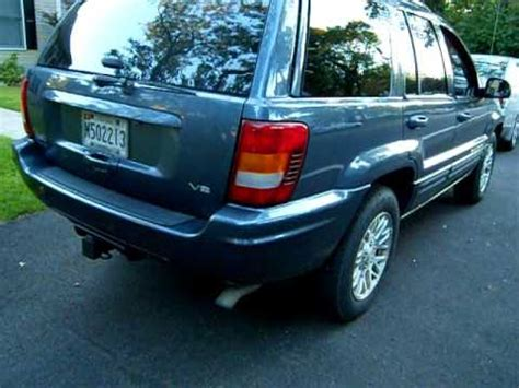 2003 Jeep Grand Cherokee Limited 4