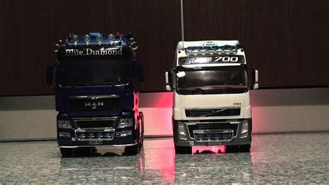 Volvo RC fh16 700 - YouTube