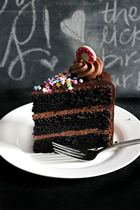 Black Magic Birthday Cake Pictures, Photos, and Images for