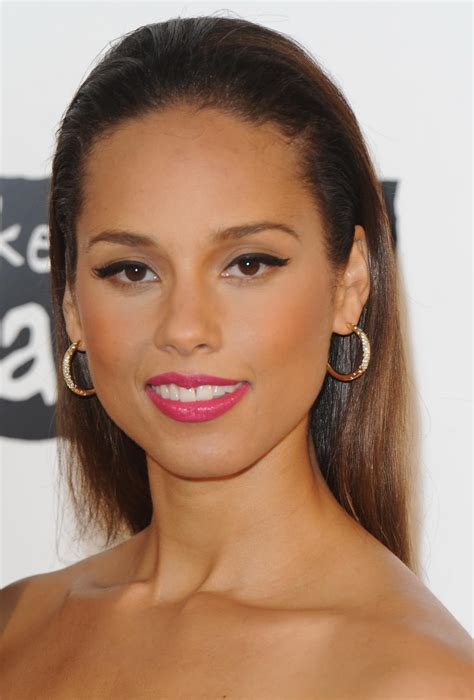 Alicia Keys - Keep A Child Alive Ball at The Roundhouse-04