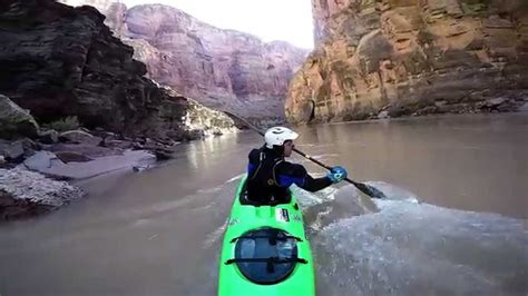 Solo Kayak Descent of the Grand Canyon - YouTube