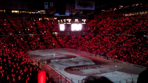 2012 Detroit Red Wings Game 3 (Home Game 1) Playoff Intro