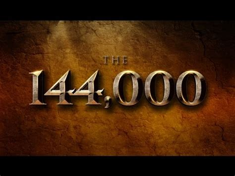 The 144,000 - 119 Ministries - YouTube