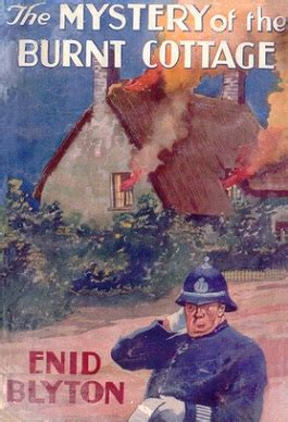 The Mystery of the Burnt Cottage - Wikipedia