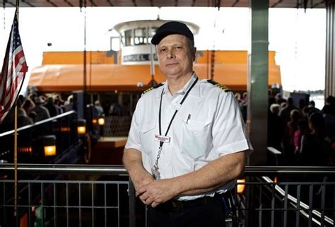 Staten Island Ferry captain featured in documentary on 9