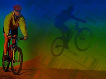 Bicycle 03 - PowerPoint Templates