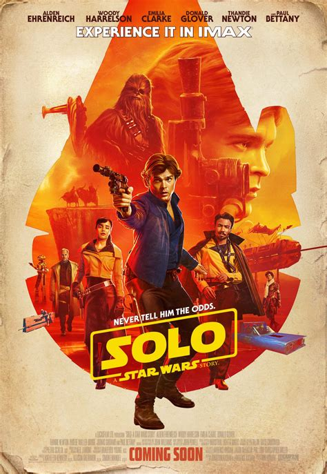 Movie Review - Solo: A Star Wars Story (2018)