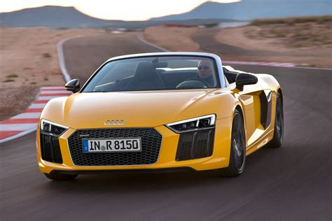 How Much Does an Audi R8 Cost? - Carrrs Auto Portal