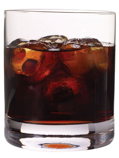Black Russian Cocktail Recipe - ShakeThat