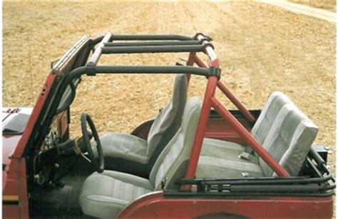Rock Hard 4x4™ Bolt-In Ultimate Sport Cage for Jeep CJ5