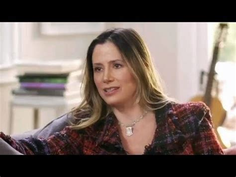 MIRA SORVINO on Aging and Plastic Surgery || THE