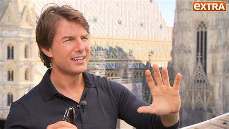 Tom Cruise on His Mom's Reaction to His Crazy 'Mission
