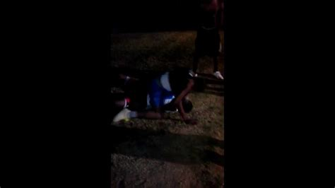 LIL SNUPE FIGHT BEFORE HE GOT SIGNED - YouTube