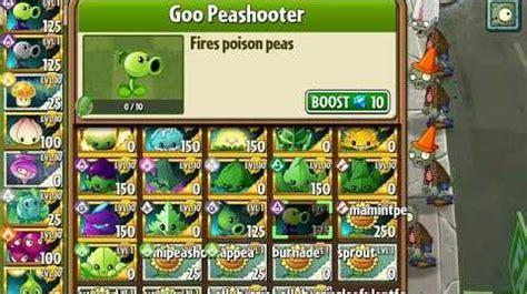 Video - Goo Peashooter - Upcoming plant - Plants vs