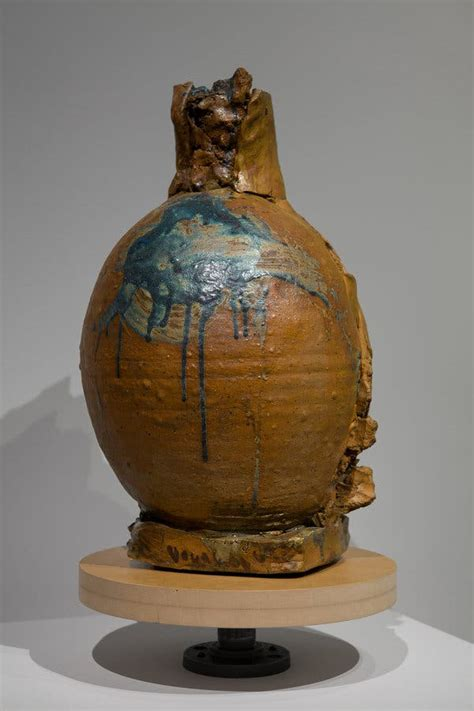 Peter Voulkos, an Influential Sculptor Who Broke the Rules