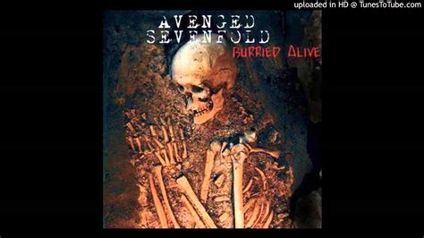 Avenged Sevenfold - Buried Alive (Acoustic) - YouTube