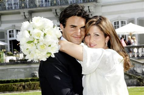 Mirka Federer- Tennis Player Roger Federer's Wife (bio