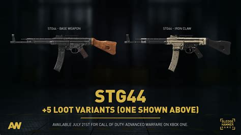 Call of Duty: Advanced Warfare Gets Three New Weapons on