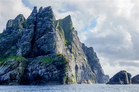 Conachair and Village Bay, St Kilda (Walkhighlands)