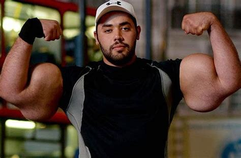 Extreme Bodybuilders Who Have Taken It a Bit Too Far (27