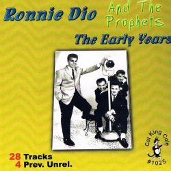 The Early Years - Ronnie Dio & the Prophets | Songs
