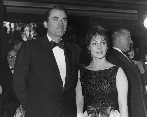 Exceptional Love Story Of Soulmates Gregory Peck And Veroniq