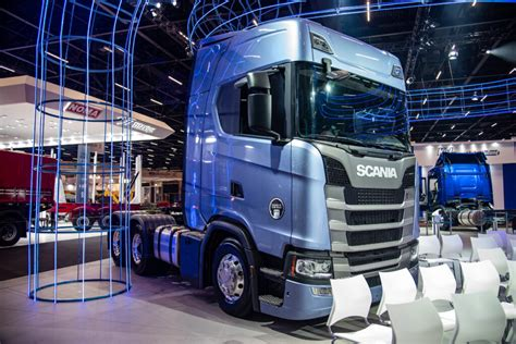 Scania wint Truck of the Year award 2020 in Latijns