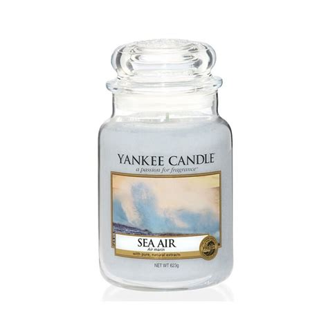 Yankee Candle Classic Large Jar Candle Sea Air 623 g
