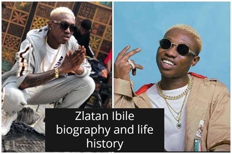 Zlatan Ibile biography and life history - KikioTolu News