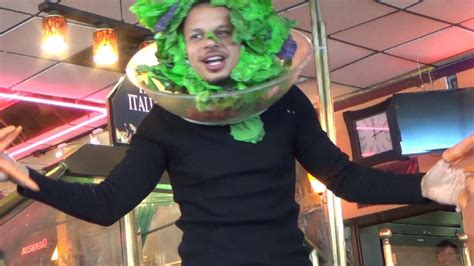 Salad Guy - The Eric Andre Show - Adult Swim