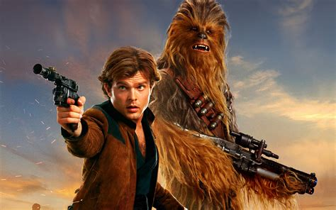 Han Solo & Chewbacca Wallpapers | HD Wallpapers