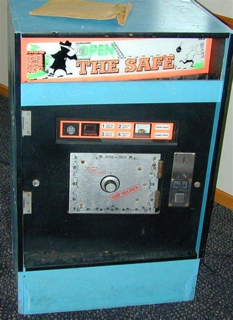 1974 MCI The Safe coin operated arcade game