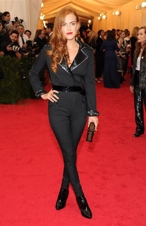 Riley Keough's Style Has Been Quietly Killing the Red