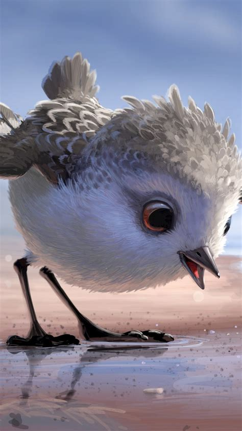 Wallpaper Piper, bird, pixar, Movies #10361