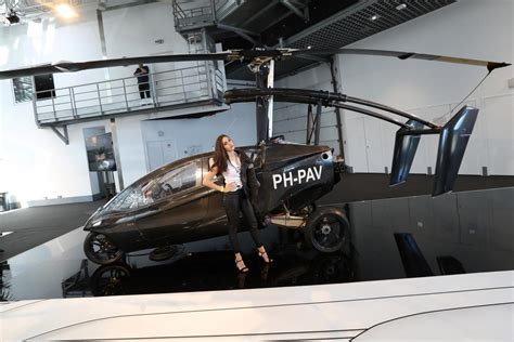Flying Cars For Sale? One Company Will Sell Them In 2019