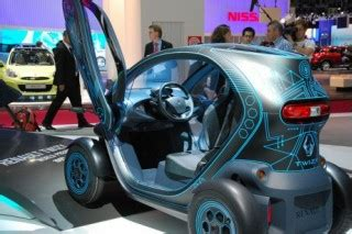 2012 Renault Twizy Price Announced -- But Will It Ever