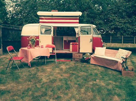 stylish picnic or BBQ using your own camper (With images)