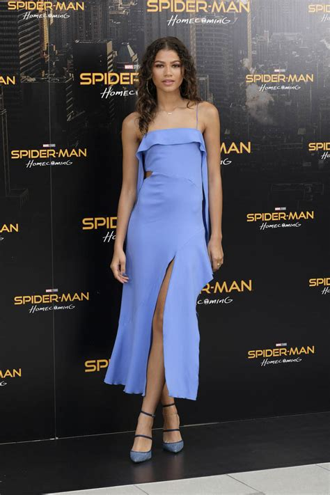 Zendaya and Tom Holland promote Spider-Man: Homecoming in