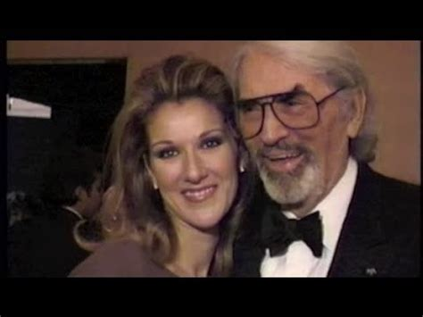 CELINE DION meets GREGORY PECK -1997 - YouTube