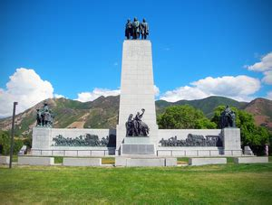 This Is the Place Monument - Mormonism, The Mormon Church
