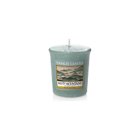 Yankee Candle Votive Candle Misty Mountains 49 g