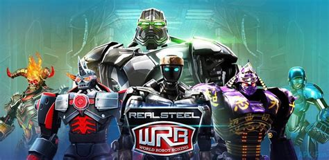 Download Real Steel World Robot Boxing APK 30
