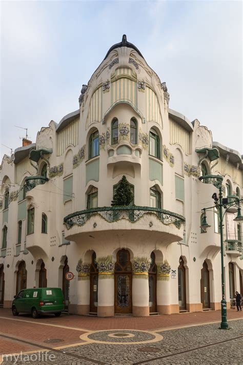Szeged, the sensational city of Art Nouveau in Southern