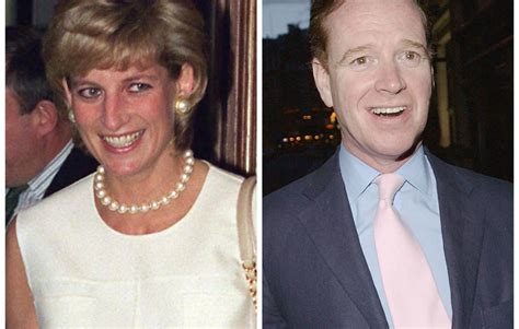 Princess Diana's Ex-Lover James Hewitt Survives Terrifying